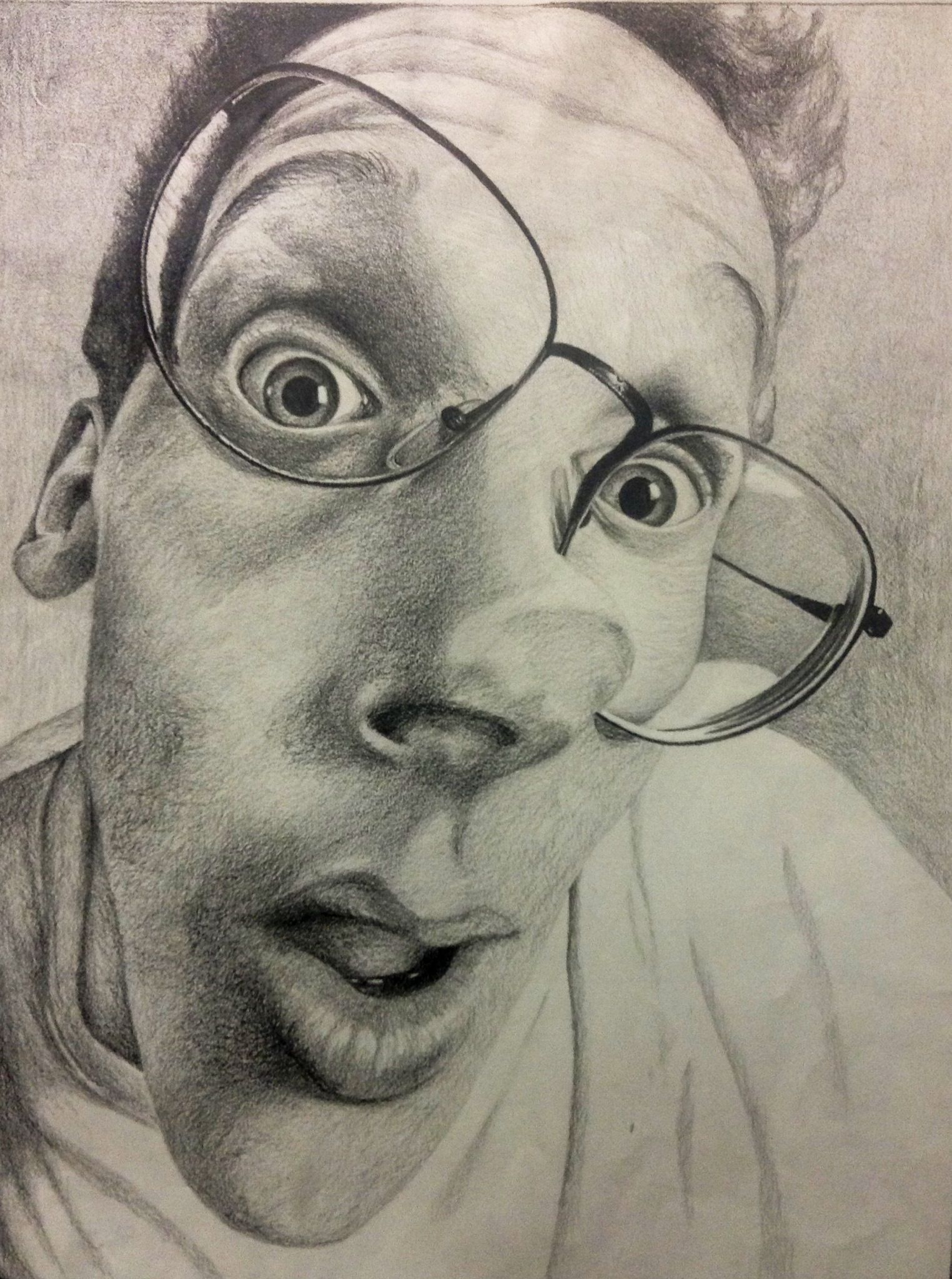 A Perfect Example For 8th Grade Honors Art Students Final