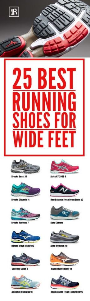 wide running shoes in 2020 | Wide