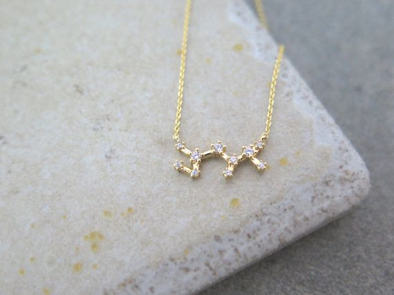 $12 constellation necklace,Zodiac Constellation Necklace,Zodiac-sign,Sagittarius / the Archer (Nov 23 - Dec 22) necklace