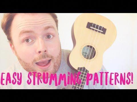 15 MUST-LEARN STRUMMING PATTERNS! (EASY UKULELE TUTORIAL ...