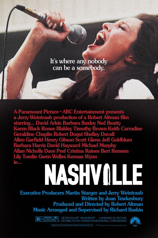 Nashville (1975)   Movies & TV Shows that I (still Love to
