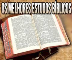 JESUS CRISTO É O CAMINHO! A VERDADE E A VIDA!: Como estudar a Bíblia Sagrada