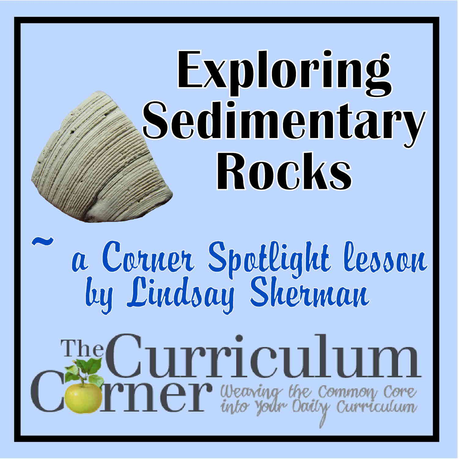 The principal objectives in studying sedimentary rocks