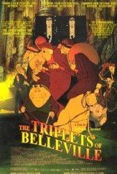 Ouvir as músicas do filme As Bicicletas de Belleville | Trilha Sonora