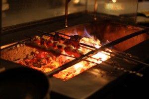 Meshwi - kebabs from Syria