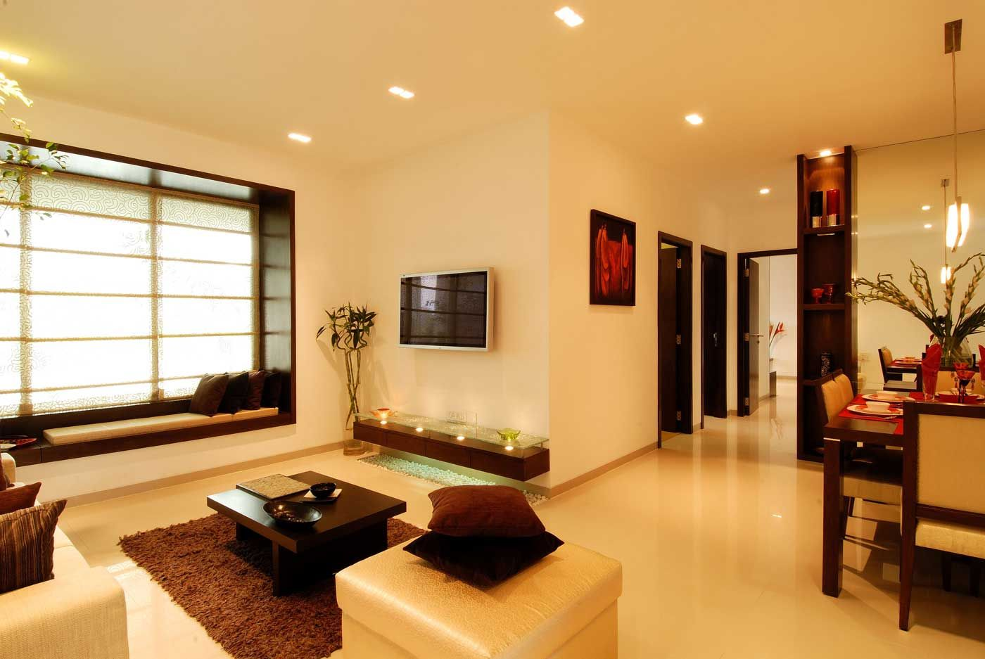 Properties in andheri flats in andheri east mumbai for 1 bhk flat interior decoration image