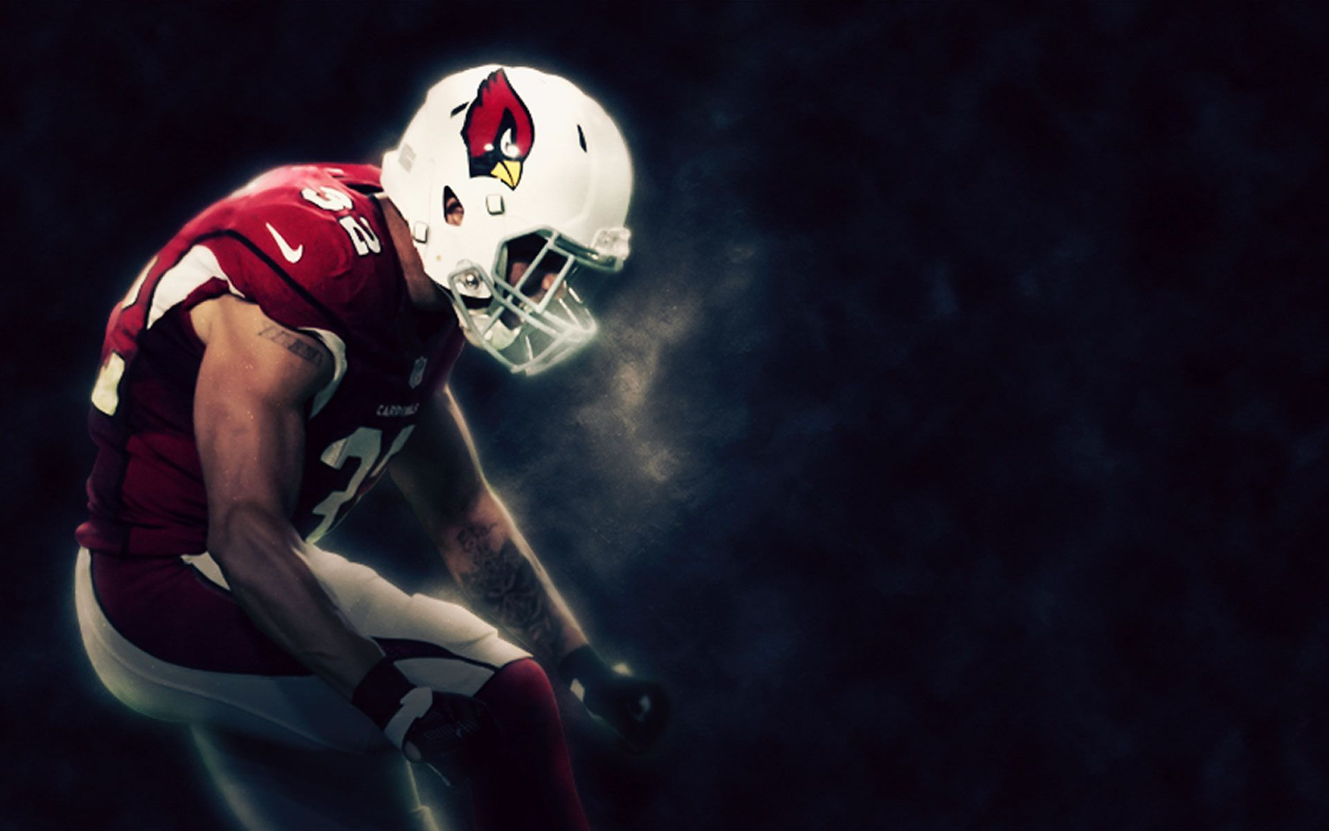 Arizona Cardinals Logo Wallpaper Download Free