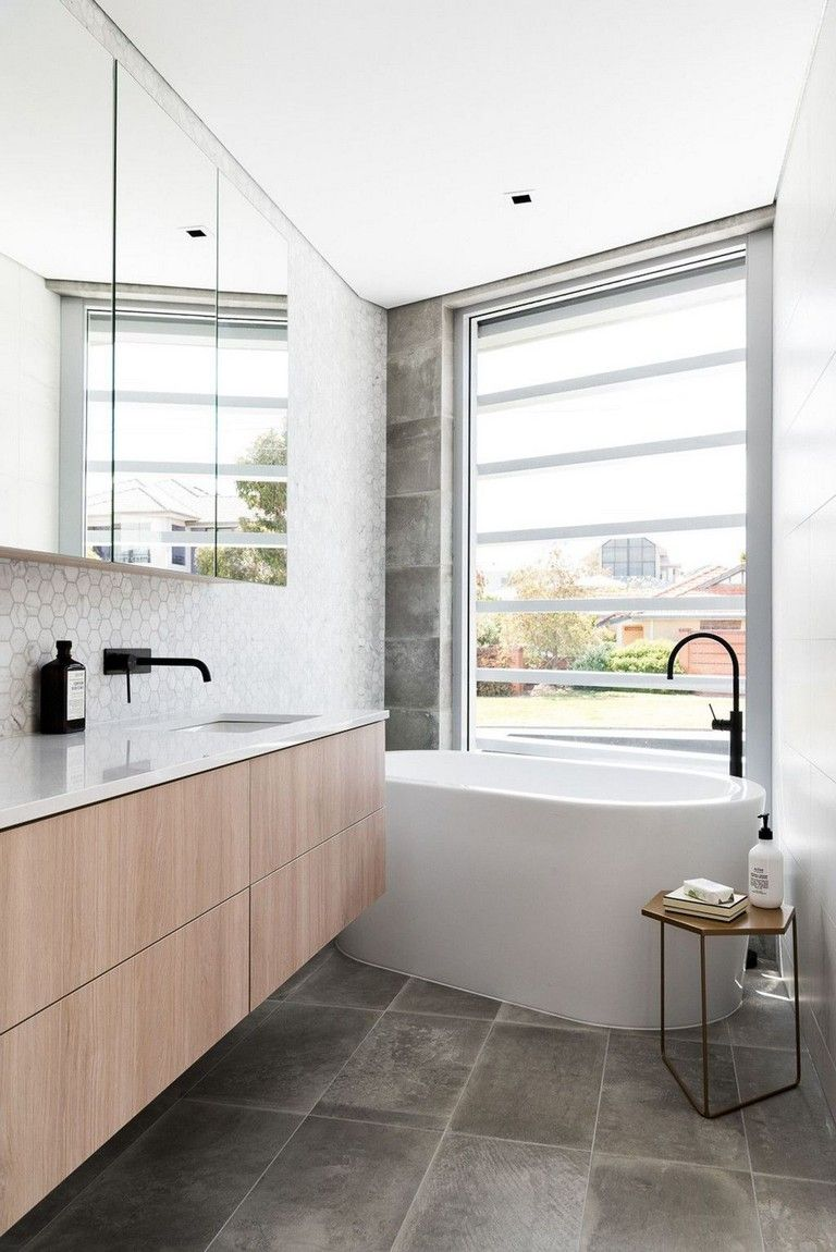 37+ The Top Scandinavian Bathroom Design Ideas #bathroomdecor ...