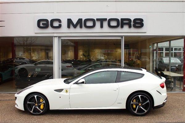 Used Petrol Ferrari FF In White Miles For Sale In - Sports cars harrogate