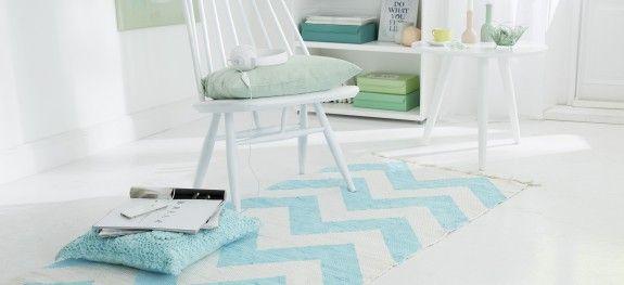 fertig ist der moderne zackenteppich f r die wohnung pinterest diy geschenke teppiche. Black Bedroom Furniture Sets. Home Design Ideas