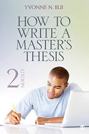 How to write a master39s thesis in education