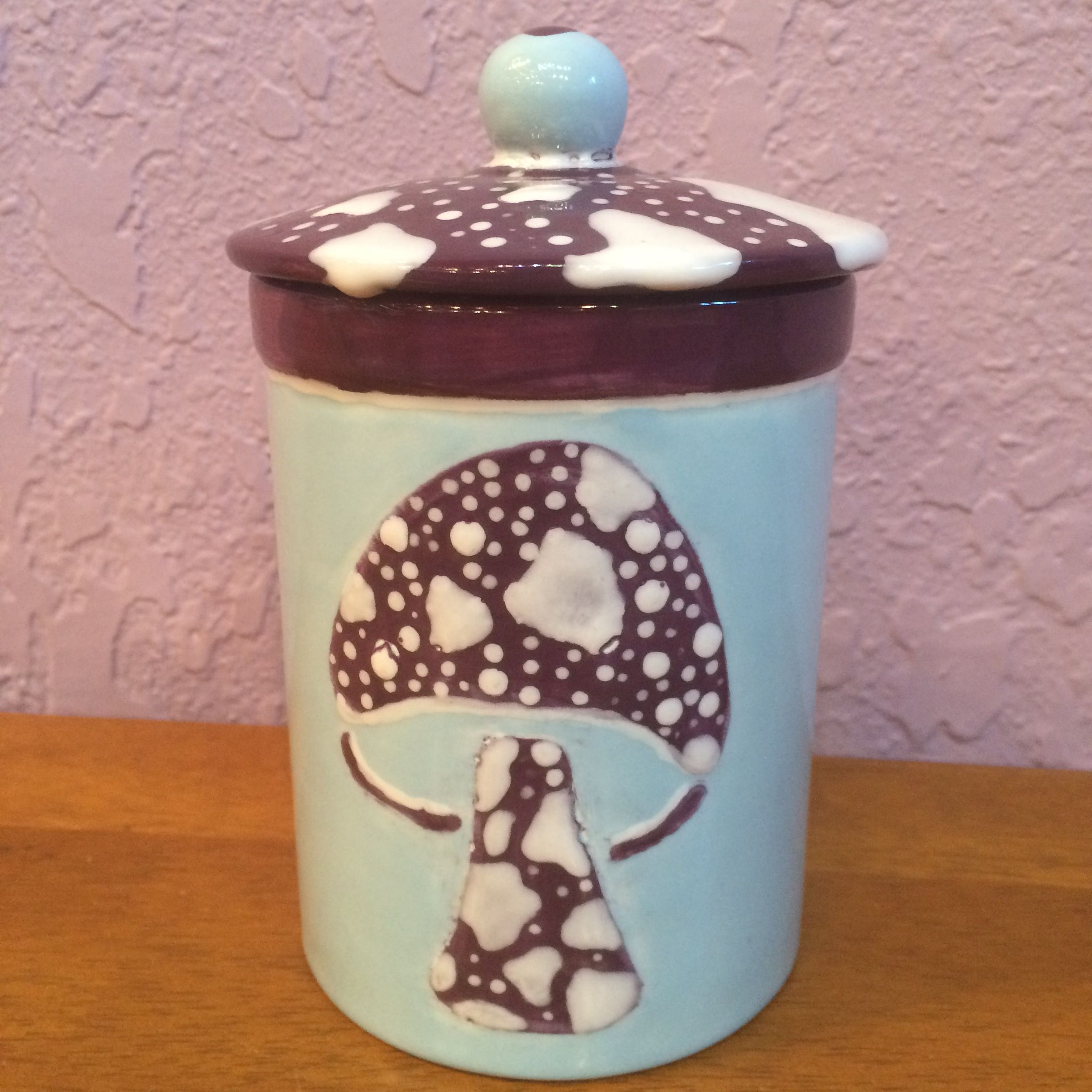 Jar Container Design Your Own Pottery Ceramic Home Decor