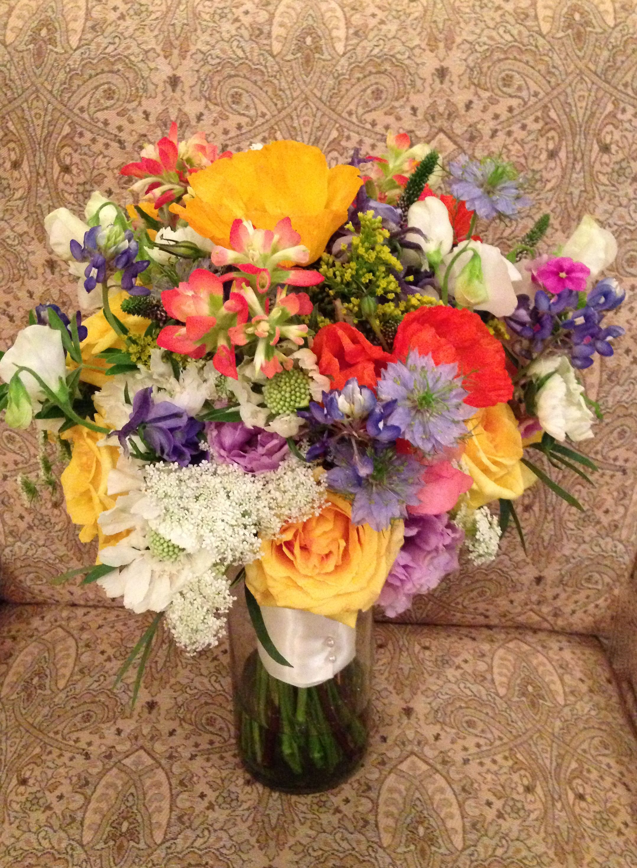 This is the bouquet i want now i just need to start growing the
