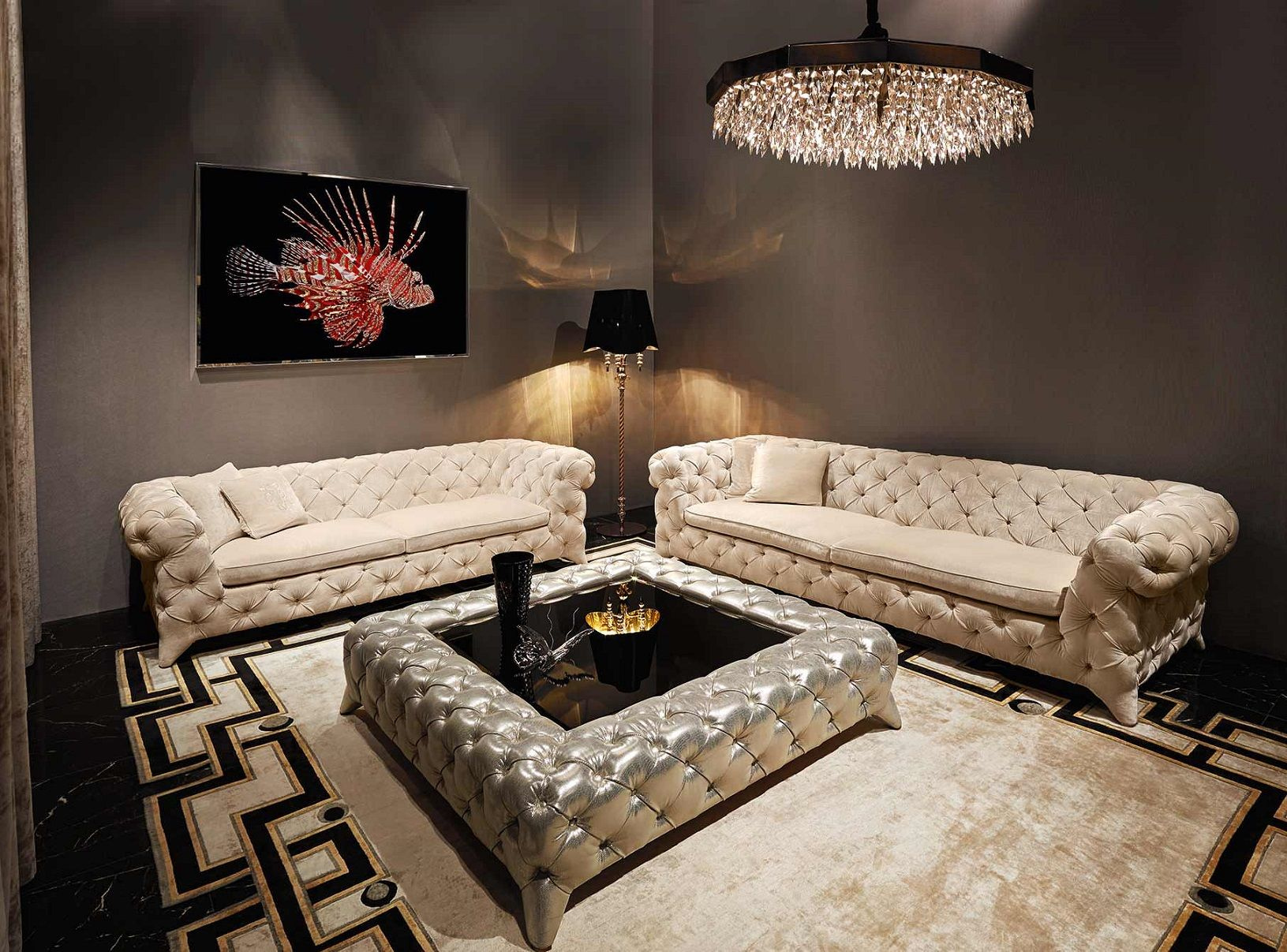 "Luxury Living Rooms"" ""Luxury Living Room Ideas"" By InStyle Decor"