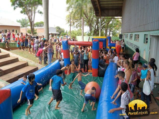 Ginasio de Esporte Pezinho - Dia das Crianças 2012