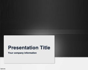 grey review powerpoint template is a free gray powerpoint template, Presentation templates