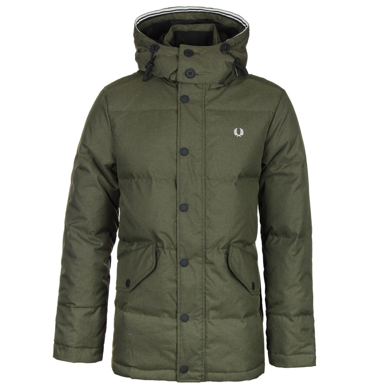 Куртка Fred Perry Field Jacket Olive