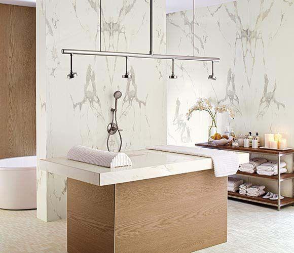 Laminam® by Crossville's Porcelain Panels are Larger, Leaner
