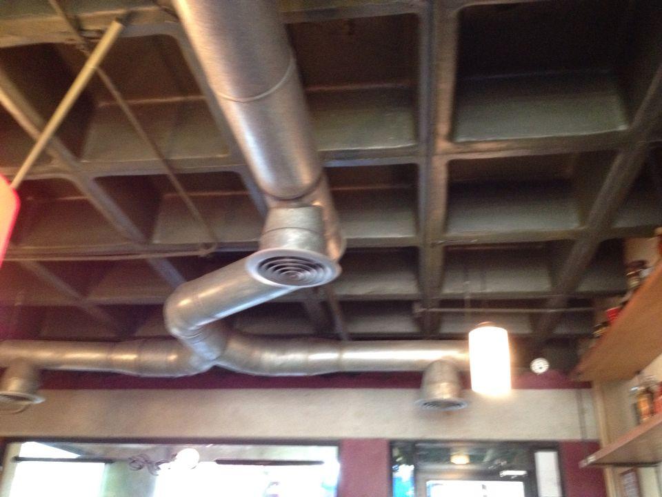 Ductos cil ndrico para aire acondicionado ducteria for Aire acondicionado oficina