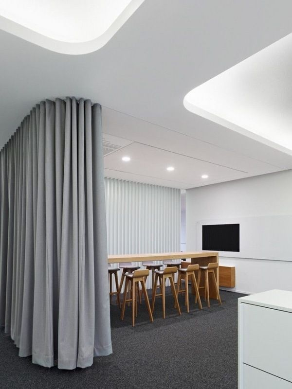 office curtain ideas. Soundproof Curtains Ideas Home Room Divider Office Curtain