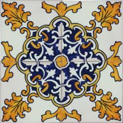 portuguese ceramic tile 2520 portuguese spanish wall decorative ceramic tiles azulejo - Decorative Ceramic Tile