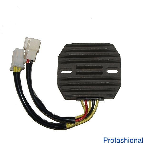 [TBQL_4184]  ElectroSport ESR470 Regulator/Rectifier for Kawasaki KZ1300 / ZN1300 |  Regulators | Kz1300 Wiring Diagram |  | Pinterest