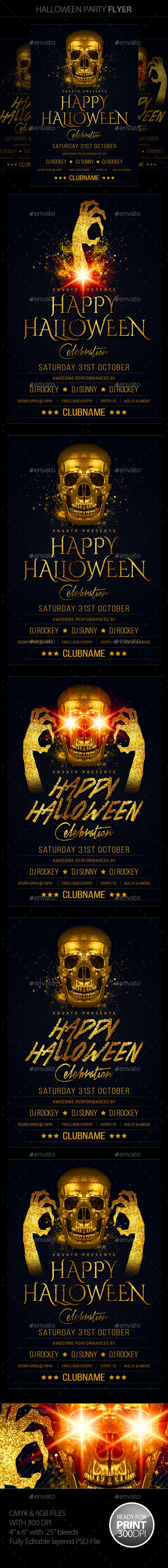 Halloween Party  Halloween Party Flyer Party Flyer And Halloween