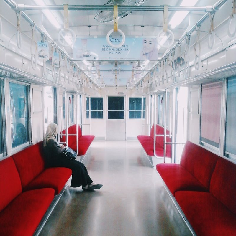 #train #commuterline #krl #kai | maitreyaaa | VSCO Grid