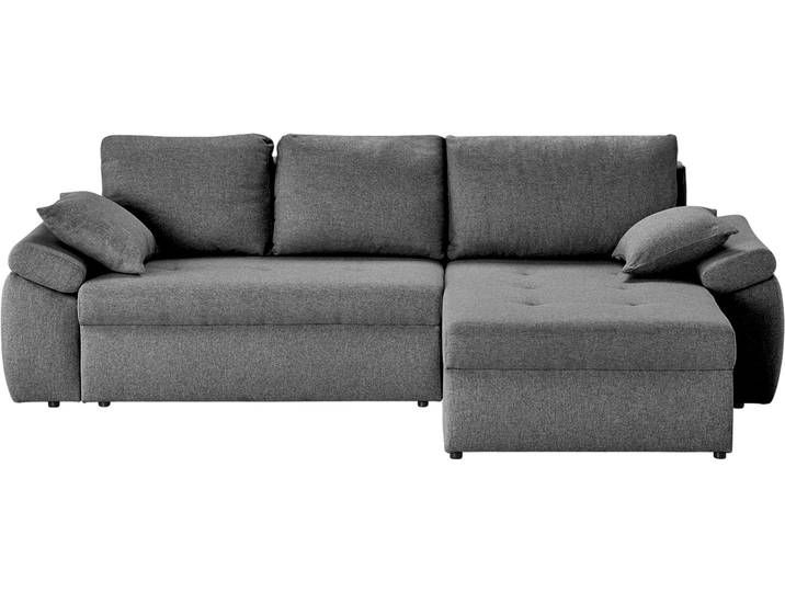 Ecksofa Leo Grau Masse Cm B 220 H 85 T 160 Couch Furniture Home Decor