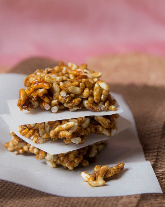 Chikki puffed rice brittle this is a recipe from india and it chikki puffed rice brittle this is a recipe from india and it sounds forumfinder Gallery