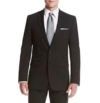Van Heusen® Men's Pin Dot Stretch Suit Separates Jacket