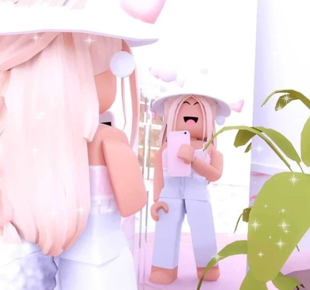 Pin By Anekcrafts On Aesthetic Roblox Roblox Pictures Cute Tumblr Wallpaper Roblox Animation