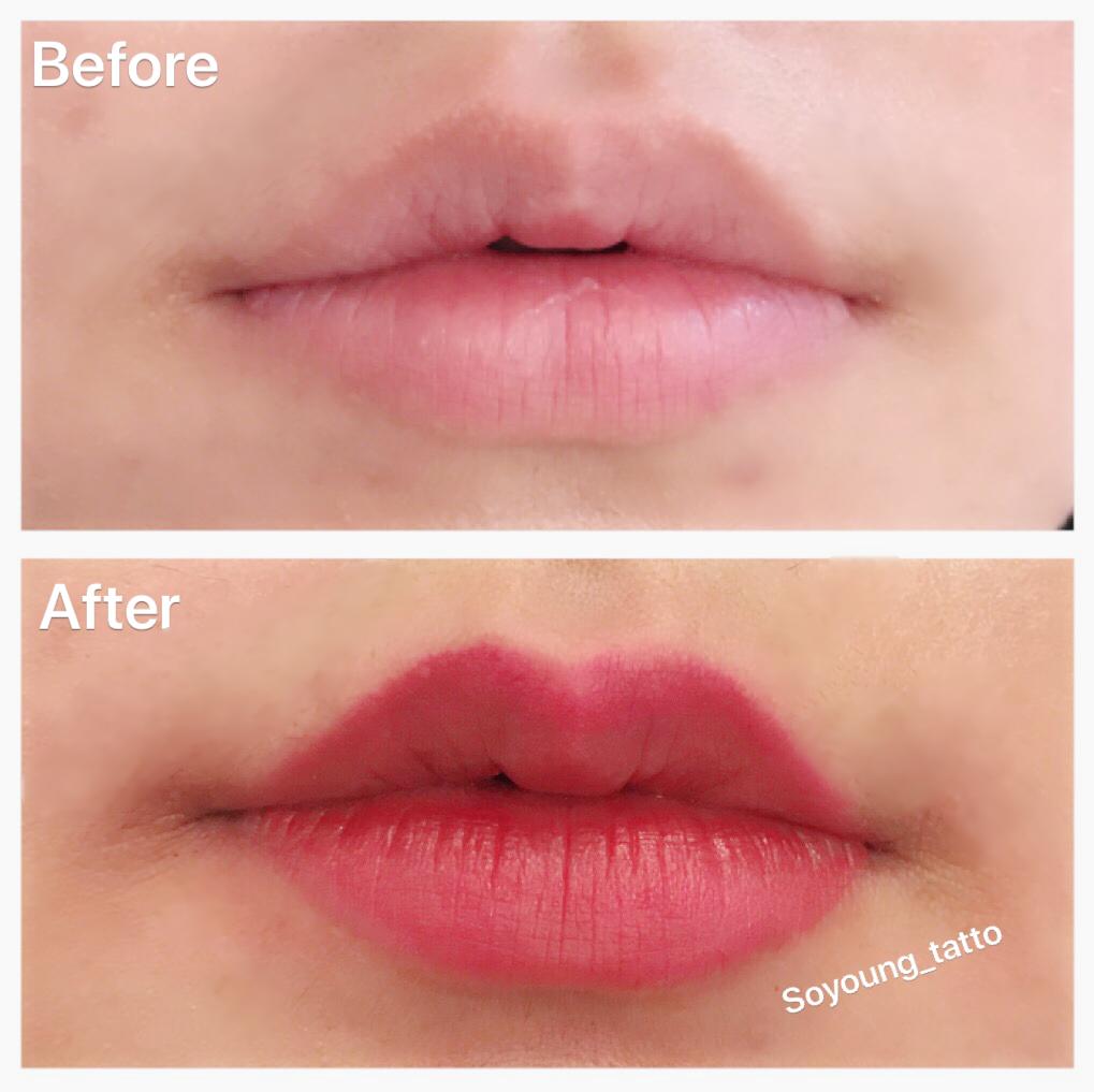 For microblading eyebrow, eyeline, lips, and hairline