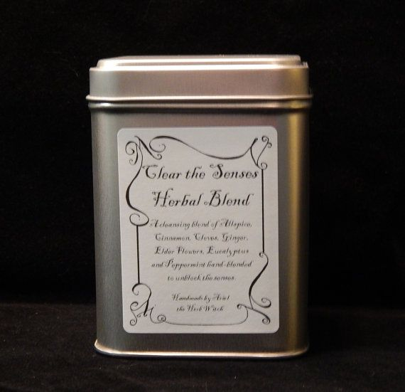 Clear the Senses Herbal Blend by MagickalMiscellany on Etsy, $12.00