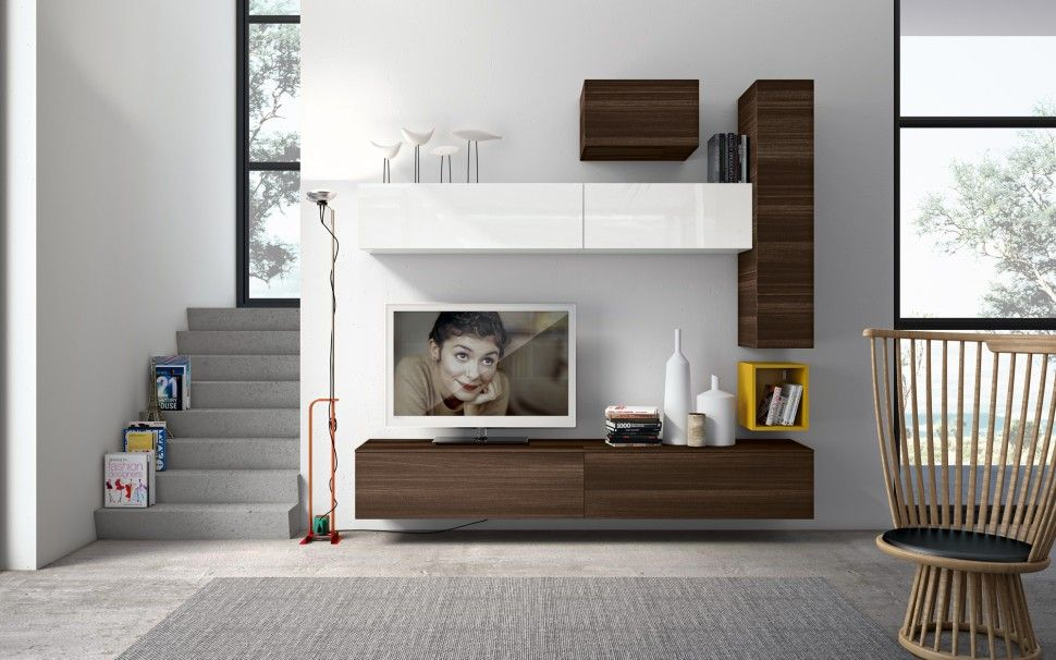 Living Room Awesome Living Room Bookshelves Design White And