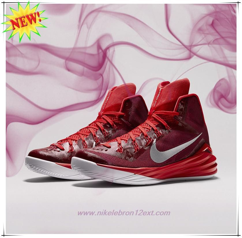 quality design 3f0e4 41ab0 653483-606 Nike Hyperdunk 2014 TB Team Red University Red White Metallic  Silver Outlet. Find this Pin and more on best cheap basketball shoes ...