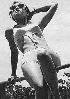 RETROSPECTIVA!!!   Biquini, Década de 60, Mulheres