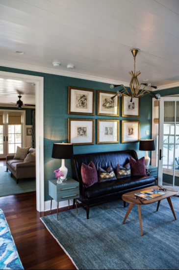 another day another peek inside a brilliant lowcountry on interior wall colors id=89282