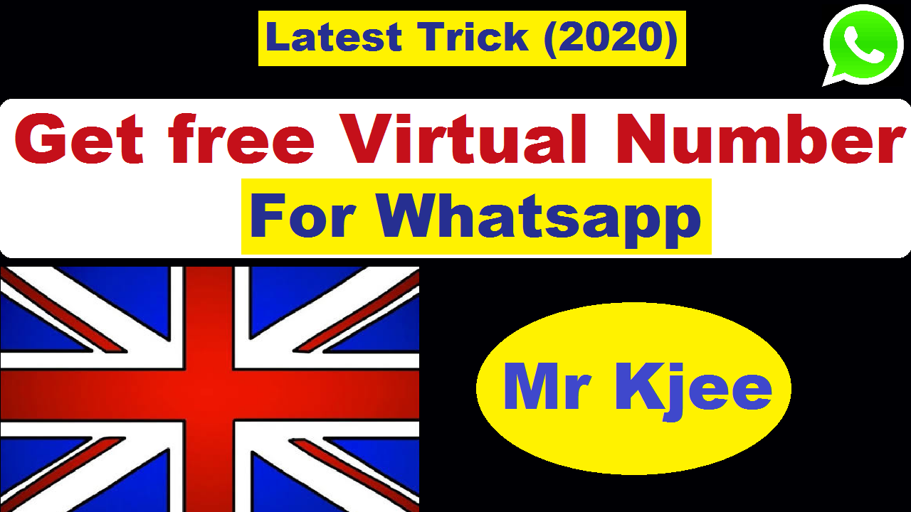 Uk number whatsapp How To