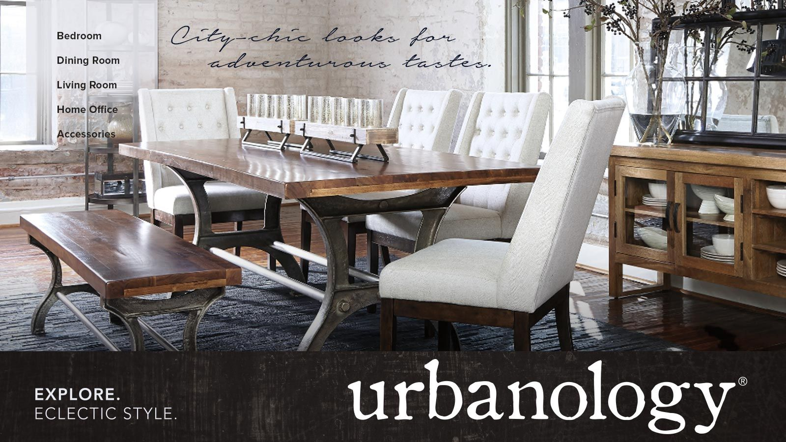 Meubles Ashley Floride Urbanology Loving This New Line From Ashley Furniture Homestore