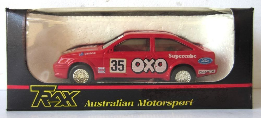 Ford Sierra Rs Cosworth Model 1 43 Diecast Trax Aust Touring Car