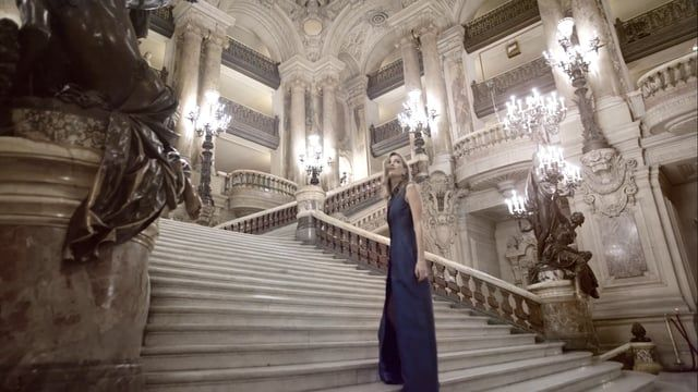 """Follow a young couple on their playful romp through Paris in this Damien Krisl-directed short entitled """"Gaités Parisiennes"""" for high-end jeweler Chaumet"""