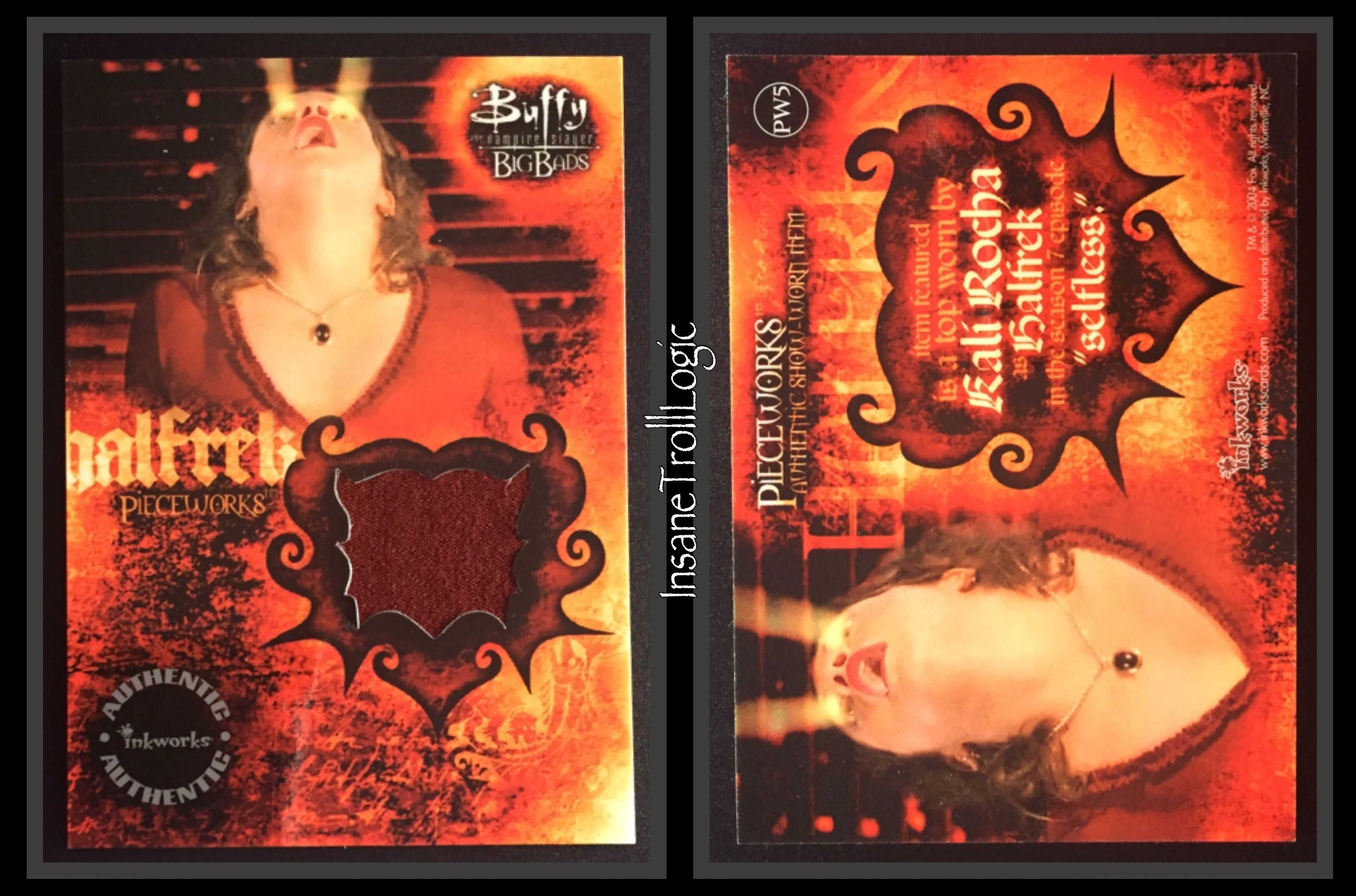 Inkworks Buffy TVS Season 3 Ultimate Collection Complete 90 Card Base Set