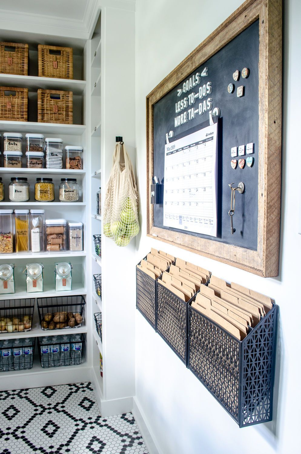 Walk-In Pantry Reveal, #Pantry #pantrydesign #Reveal #WalkIn
