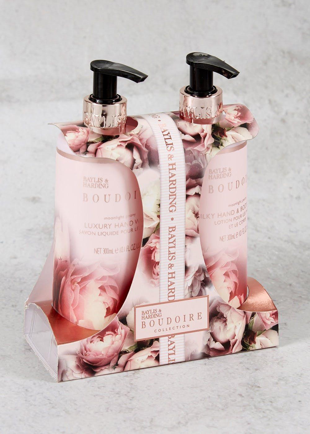 Baylis harding handwash hand lotion 300ml pink