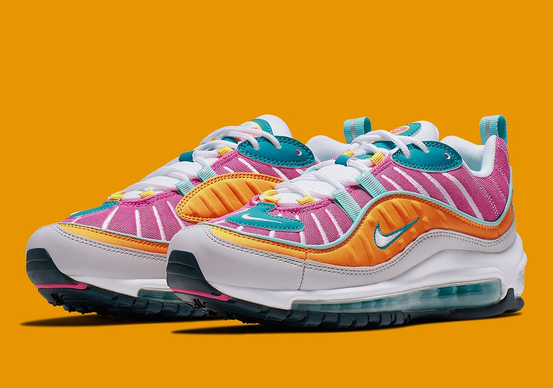 The Nike Air Max 98 Easter Is Available Now | Trending ...