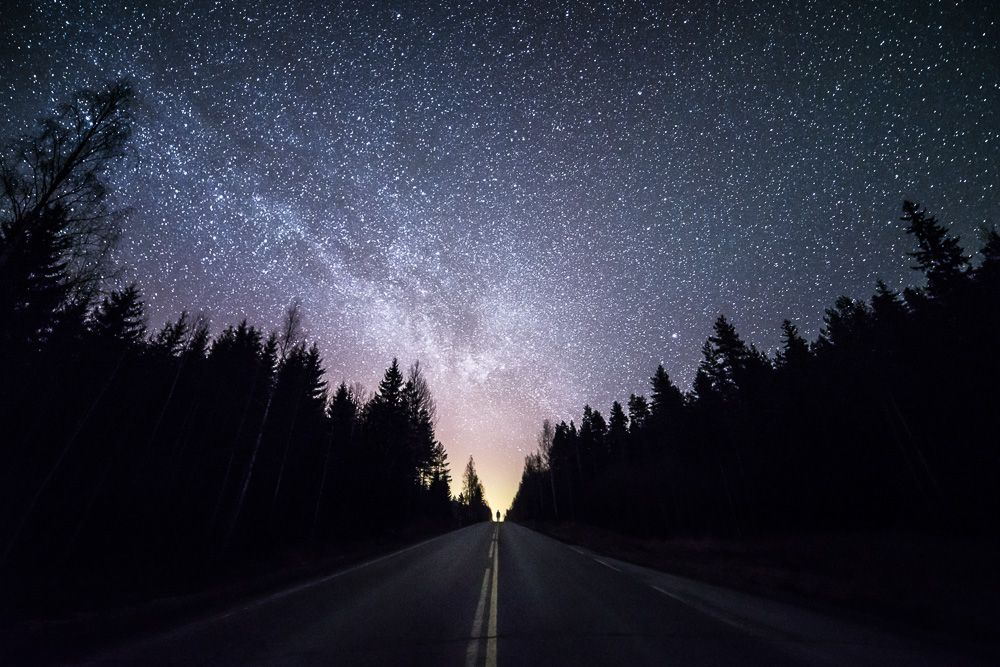 20 Breathtaking Photographs Of Finland S Night Sky Nochnaya Fotografiya Pejzazhi Foto Pejzazha
