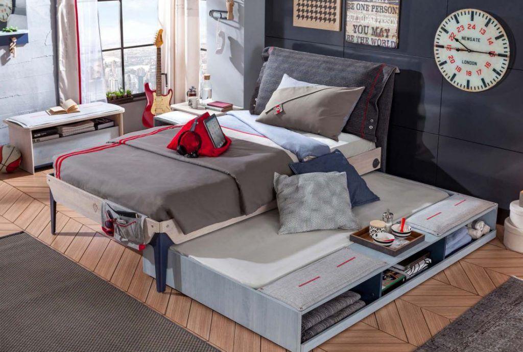 ÇILEK. Dormitorios temáticos para niños. Cama con almacenamiento y ...