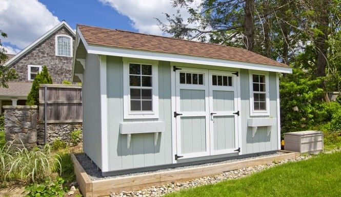 She Sheds Are The Female Version Of The Man Cave Photos Building A Shed Backyard Sheds Shed Design
