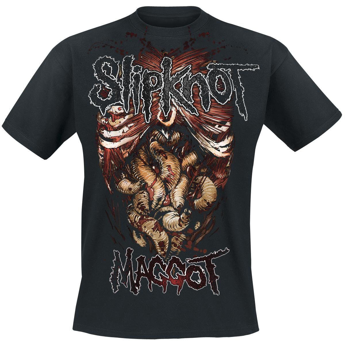 Slipknot Camiseta »We re All Maggots«  da4aeaaaa23